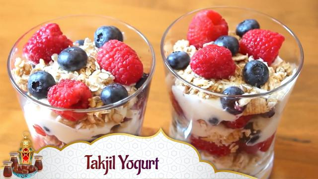 Takjil Yoghurt