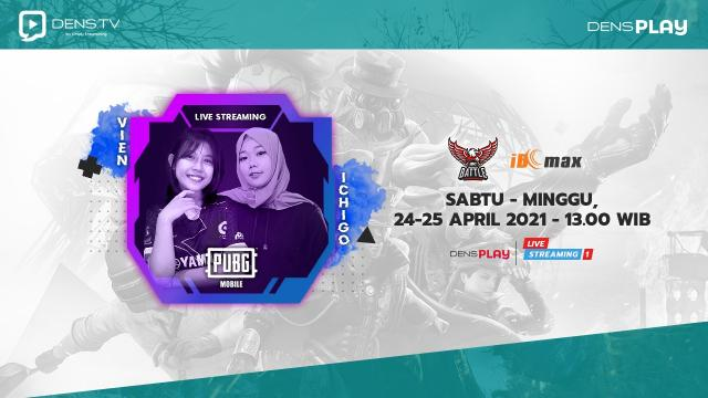 Saksikan Live Streaming Indonesia Battle Championship PUBG M Series 4