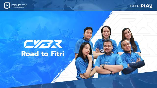 Saksikan Special Episode CYBER SQUAD ROAD TO FITRI