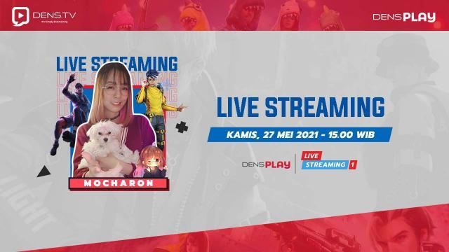 Saksikan Live Streaming Free Fire dan Mabar Bersama Mocharon!