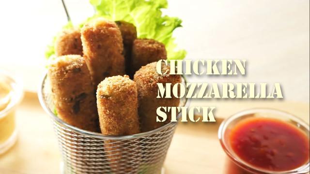 Chicken Mozzarella Stick