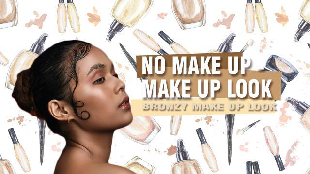 No MakeUp - MakeUp Look