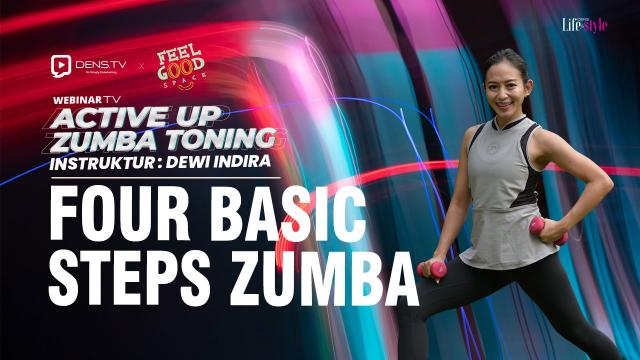 Four Basic Steps Zumba